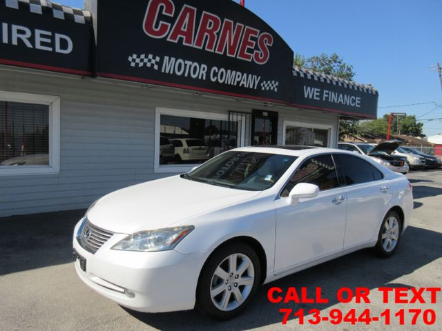 2009 Lexus ES 350, PRICE SHOWN IS THE DOWN PAYMENT south houston, TX 0