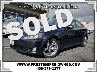 2009 Lexus IS 250 (*NAVI/BACK UP CAM/HEATED & COOLED SEATS*)  in Campbell CA