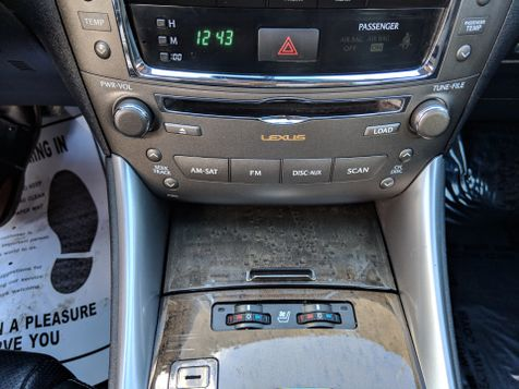 2009 Lexus IS 250 (*NAVI/BACK UP CAM/HEATED & COOLED SEATS*)  in Campbell, CA