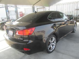 2009 Lexus IS 250 Gardena, California 2
