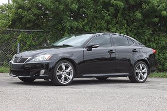 2009 Lexus IS 250 Hollywood, Florida 10