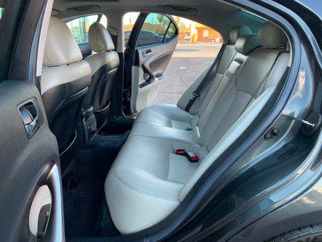 2009 Lexus IS 250 3 MONTH/3,000 MILE NATIONAL POWERTRAIN WARRANTY Mesa, Arizona 10