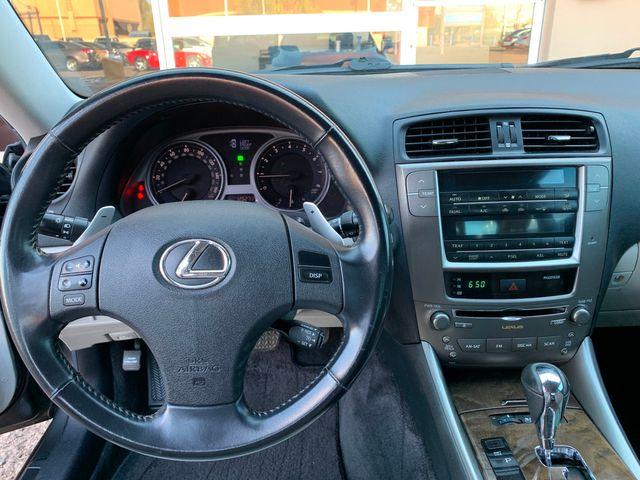 2009 Lexus IS 250 3 MONTH/3,000 MILE NATIONAL POWERTRAIN WARRANTY Mesa, Arizona 14