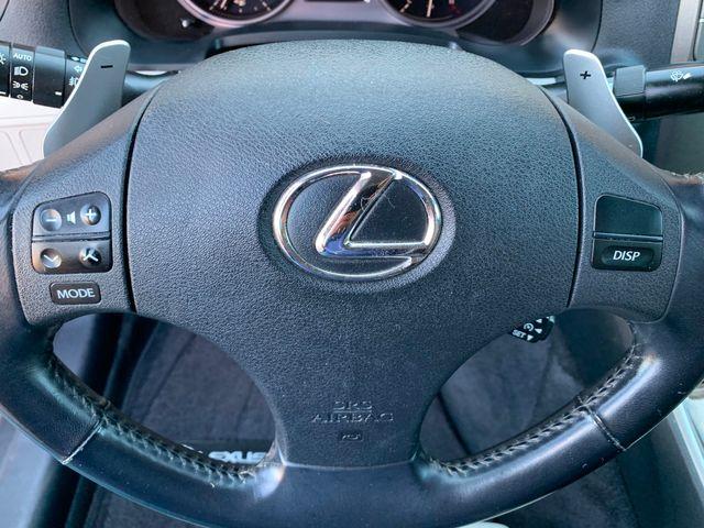 2009 Lexus IS 250 3 MONTH/3,000 MILE NATIONAL POWERTRAIN WARRANTY Mesa, Arizona 16