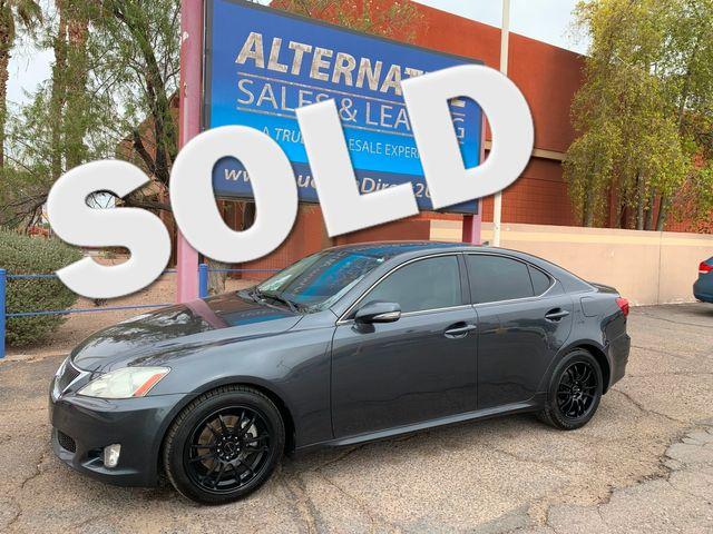 2009 Lexus IS 250 3 MONTH/3,000 MILE NATIONAL POWERTRAIN WARRANTY Mesa, Arizona