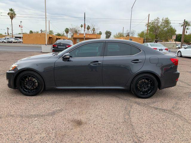 2009 Lexus IS 250 3 MONTH/3,000 MILE NATIONAL POWERTRAIN WARRANTY Mesa, Arizona 1
