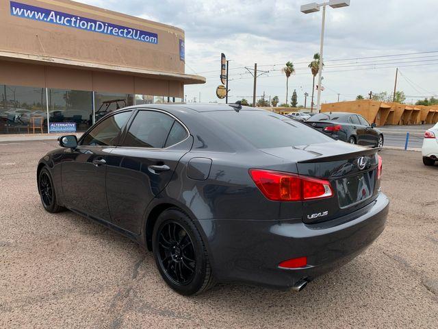 2009 Lexus IS 250 3 MONTH/3,000 MILE NATIONAL POWERTRAIN WARRANTY Mesa, Arizona 2