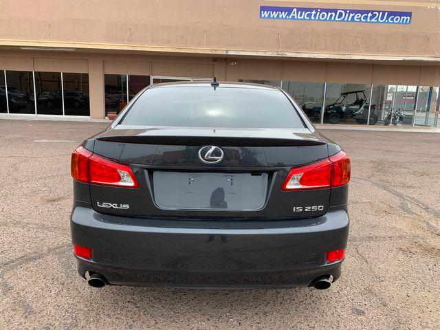 2009 Lexus IS 250 3 MONTH/3,000 MILE NATIONAL POWERTRAIN WARRANTY Mesa, Arizona 3