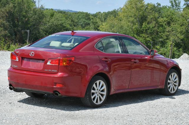 2009 Lexus IS 250 Naugatuck, Connecticut 4
