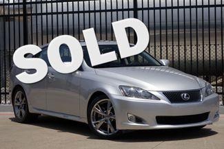 2009 Lexus IS 250 A/C Seats * HID's * Premium Pkg * 18's * KEYLESS Plano, Texas