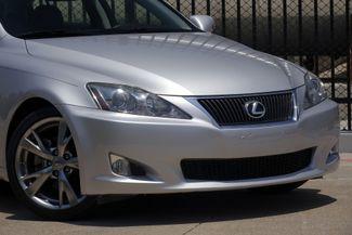 2009 Lexus IS 250 A/C Seats * HID's * Premium Pkg * 18's * KEYLESS Plano, Texas 20