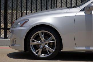 2009 Lexus IS 250 A/C Seats * HID's * Premium Pkg * 18's * KEYLESS Plano, Texas 30
