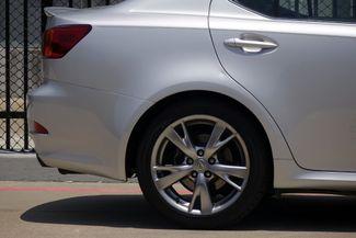 2009 Lexus IS 250 A/C Seats * HID's * Premium Pkg * 18's * KEYLESS Plano, Texas 28