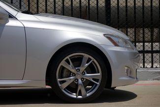 2009 Lexus IS 250 A/C Seats * HID's * Premium Pkg * 18's * KEYLESS Plano, Texas 29