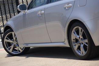 2009 Lexus IS 250 A/C Seats * HID's * Premium Pkg * 18's * KEYLESS Plano, Texas 25
