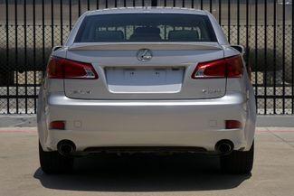 2009 Lexus IS 250 A/C Seats * HID's * Premium Pkg * 18's * KEYLESS Plano, Texas 7