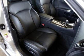2009 Lexus IS 250 A/C Seats * HID's * Premium Pkg * 18's * KEYLESS Plano, Texas 13