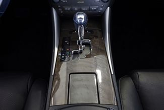 2009 Lexus IS 250 A/C Seats * HID's * Premium Pkg * 18's * KEYLESS Plano, Texas 17