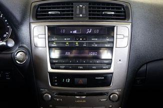 2009 Lexus IS 250 A/C Seats * HID's * Premium Pkg * 18's * KEYLESS Plano, Texas 16
