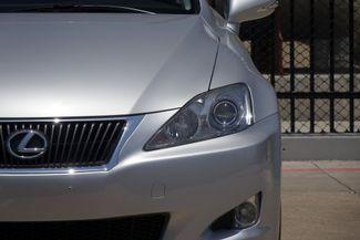 2009 Lexus IS 250 A/C Seats * HID's * Premium Pkg * 18's * KEYLESS Plano, Texas 33