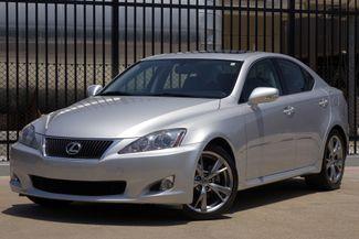 2009 Lexus IS 250 A/C Seats * HID's * Premium Pkg * 18's * KEYLESS Plano, Texas 1