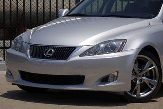 2009 Lexus IS 250 A/C Seats * HID's * Premium Pkg * 18's * KEYLESS Plano, Texas 21