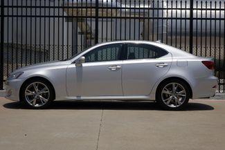 2009 Lexus IS 250 A/C Seats * HID's * Premium Pkg * 18's * KEYLESS Plano, Texas 3