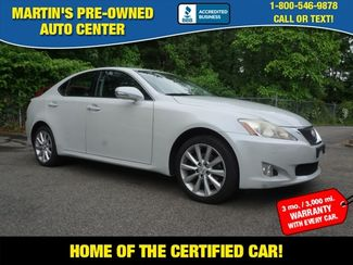 2009 Lexus IS 250 in Whitman MA