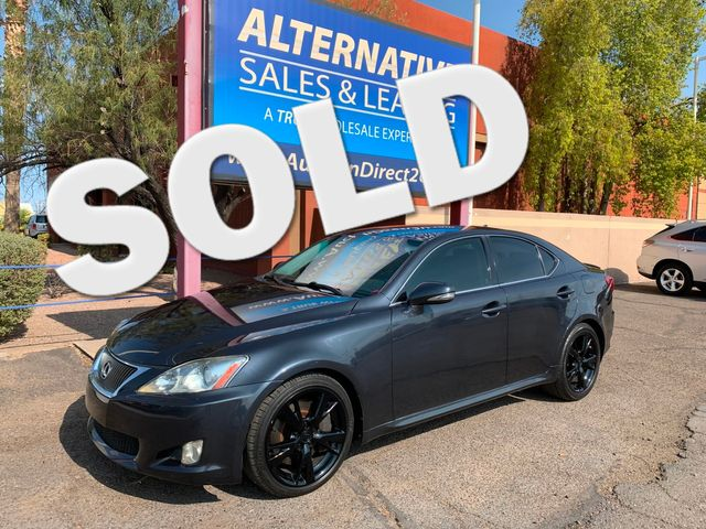 2009 Lexus IS 350 3 MONTH/3,000 MILE NATIONAL POWERTRAIN WARRANTY Mesa, Arizona