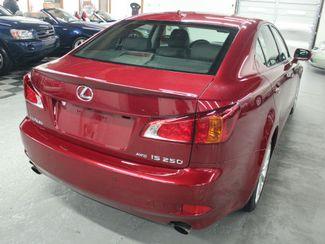 2009 Lexus IS250 AWD Premium Luxury Plus Kensington, Maryland 11