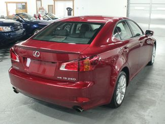 2009 Lexus IS250 AWD Premium Luxury Plus Kensington, Maryland 4