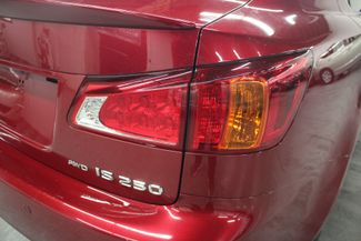2009 Lexus IS250 AWD Premium Luxury Plus Kensington, Maryland 108