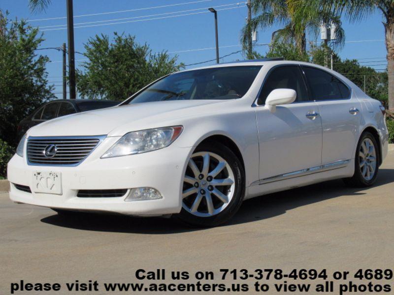2009 Lexus LS 460 | Houston, TX | American Auto Centers | Houston TX ...