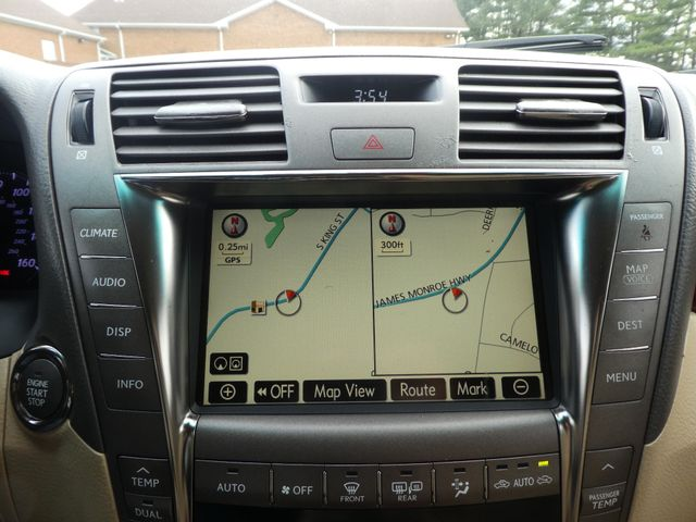2009 Lexus LS 460 Leesburg, Virginia 24