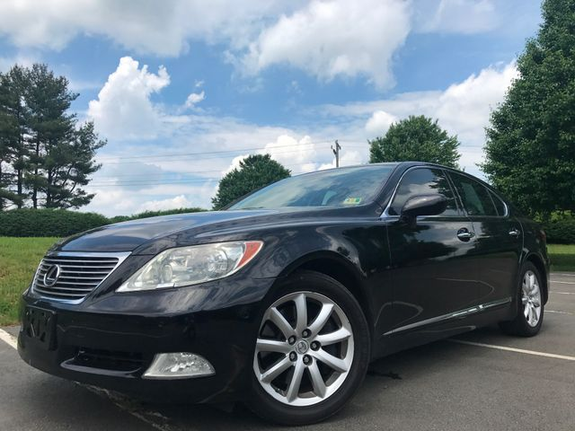 2009 Lexus LS 460 in Leesburg Virginia, 20175