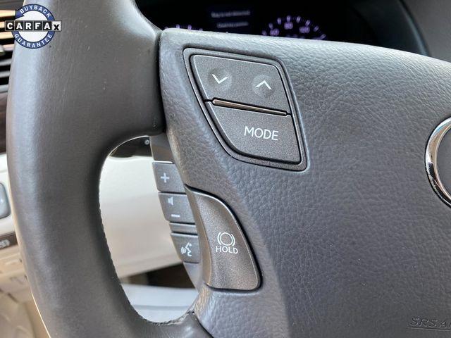 2009 Lexus LS 460 LWB Madison, NC 35