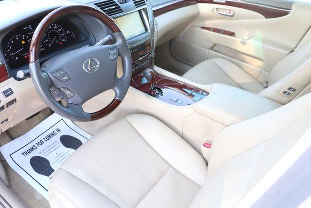 2009 Lexus LS 460 Santa Clarita, CA 8