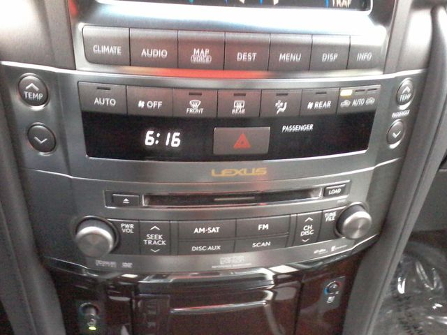 2009 Lexus LX 570 Boerne, Texas 26
