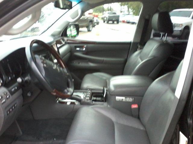 2009 Lexus LX 570 Boerne, Texas 11