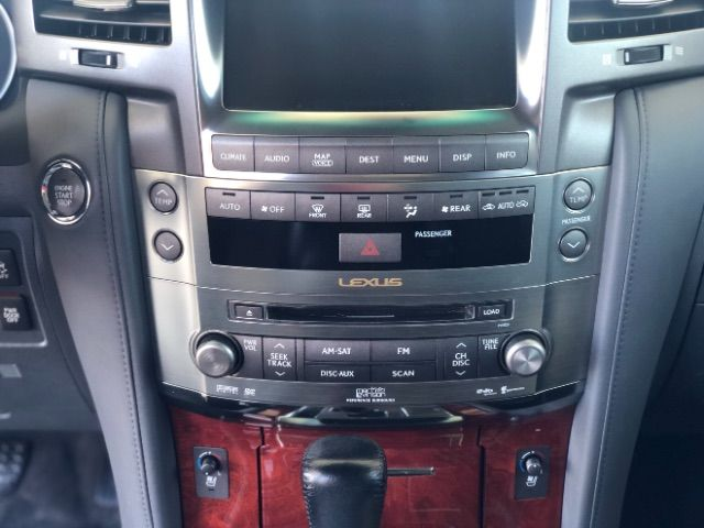 2009 Lexus LX 570 Sport Utility LINDON, UT 36