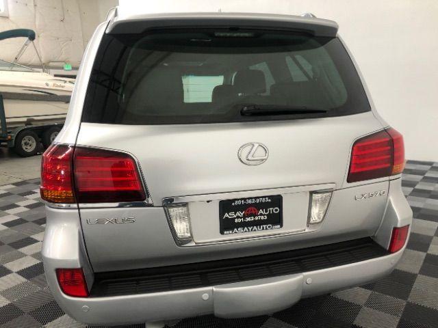 2009 Lexus LX 570 Sport Utility LINDON, UT 4