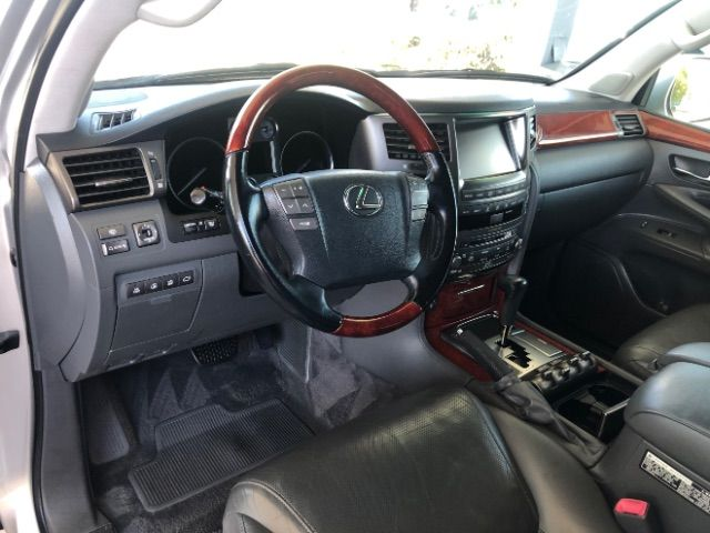 2009 Lexus LX 570 Sport Utility LINDON, UT 14
