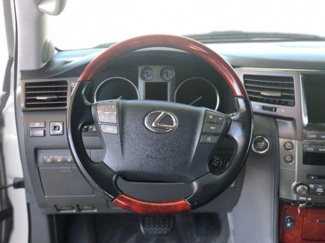 2009 Lexus LX 570 Sport Utility LINDON, UT 35