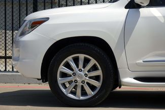 2009 Lexus LX 570 A/C SEATS * Park Assist * NAVI * Mark Levinson * Plano, Texas 34