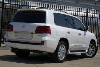 2009 Lexus LX 570 A/C SEATS * Park Assist * NAVI * Mark Levinson * Plano, Texas 3