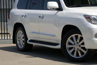 2009 Lexus LX 570 A/C SEATS * Park Assist * NAVI * Mark Levinson * Plano, Texas 26