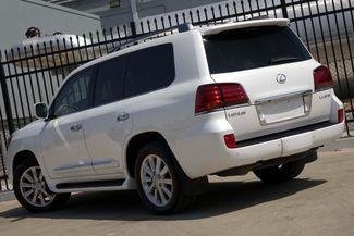 2009 Lexus LX 570 A/C SEATS * Park Assist * NAVI * Mark Levinson * Plano, Texas 5