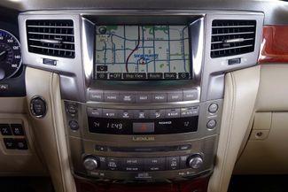 2009 Lexus LX 570 A/C SEATS * Park Assist * NAVI * Mark Levinson * Plano, Texas 18