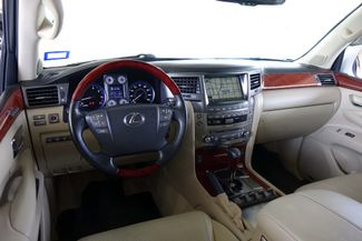 2009 Lexus LX 570 A/C SEATS * Park Assist * NAVI * Mark Levinson * Plano, Texas 9