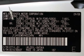 2009 Lexus LX 570 A/C SEATS * Park Assist * NAVI * Mark Levinson * Plano, Texas 49